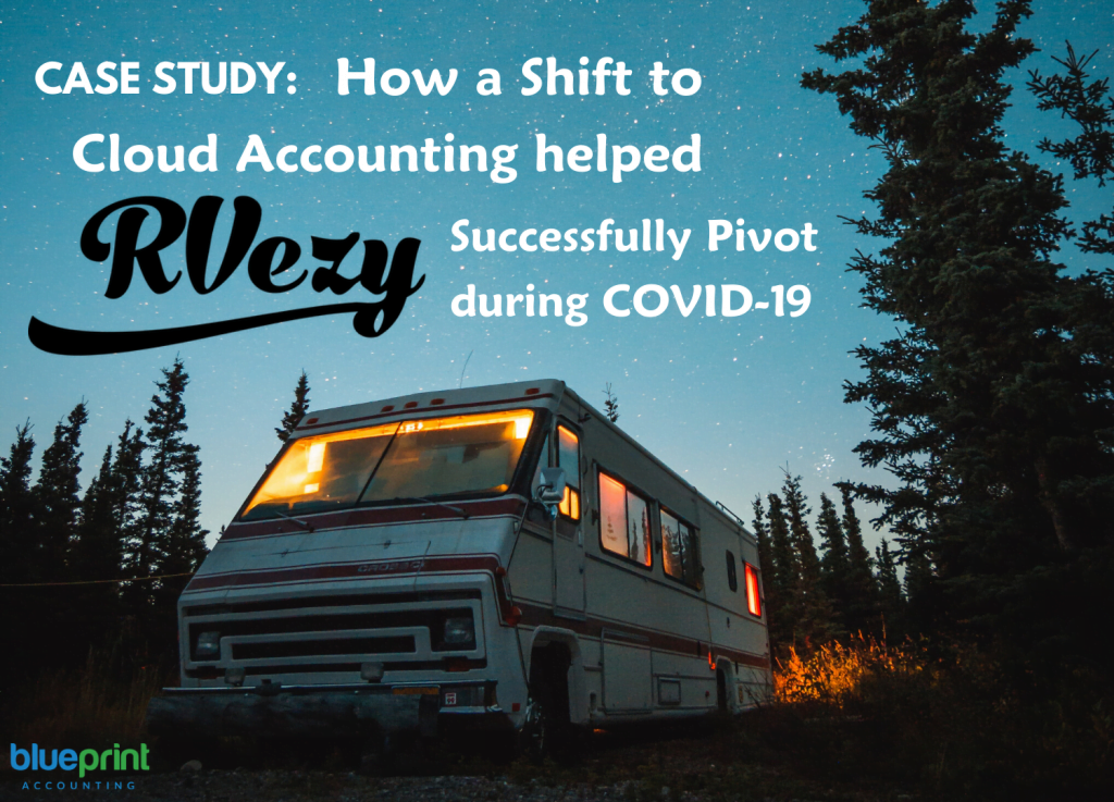 Case Study: RVezy – How a Shift to Cloud Accounting Helped RVezy Successfully Pivot during COVID-19