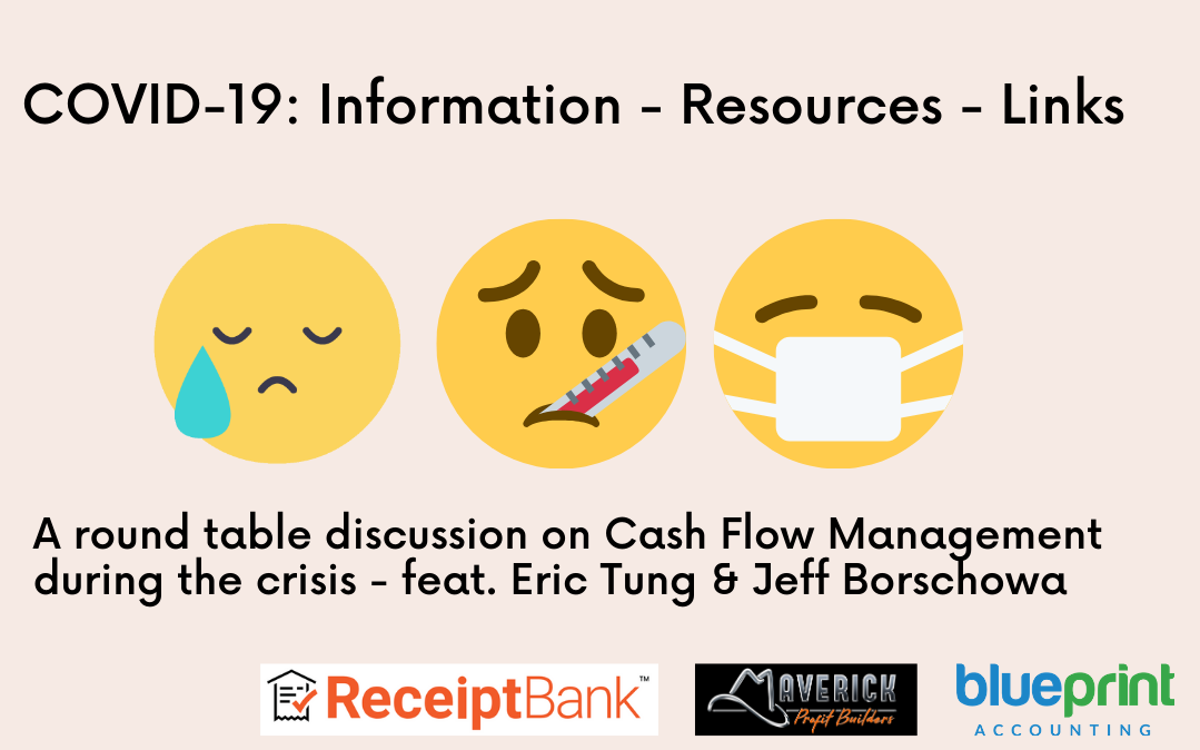 COVID-19: A round table discussion on Cash Flow Management during the crisis