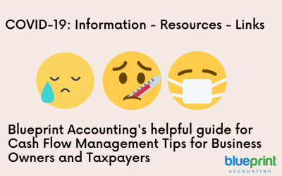 COVID-19: Cash Flow Management Tips for Business Owners and Taxpayers