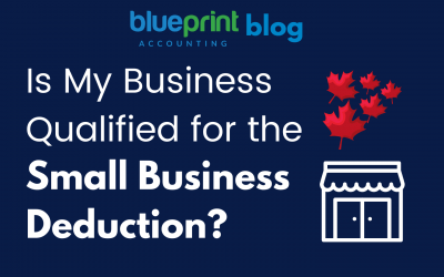 Is My Business Qualified for the Small Business Deduction?