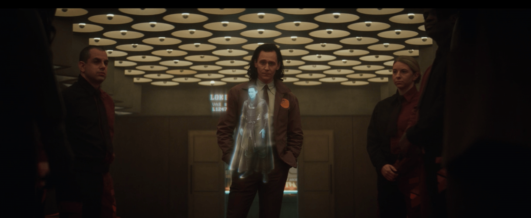 Section 1 image for Marvel's Loki and the Process-driven World of the TVA – episode 2